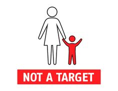 #NotATarget - Pictograms   Doctors Without Borders Canada/Médecins Sans Frontières (MSF) Canada