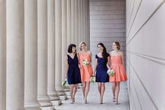 Fabulous new collection of bridesmaid dresses from @Weddington Way
