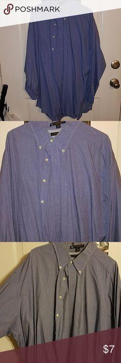 Tommy Hilfiger men's dress shirt. Size 18 32-33 Tommy Hilfiger men's dress shirt. Size 18 32-33 Tommy Hilfiger Shirts Dress Shirts