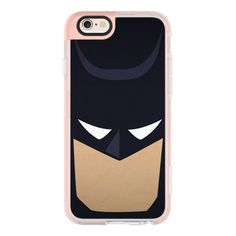 iPhone 7 Plus/7/6 Plus/6/5/5s/5c Case - Batman minimalistic ($40) ❤ liked on Polyvore featuring accessories and tech accessories