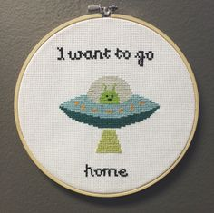 "cheesediva-666: ""1st cross stitch. """