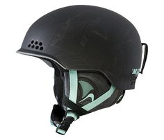 Investing in a new helmet this season? Check out this list of our top 10 favorites. Pictured here, the Ally Audio. Ski Helmets, Riding Helmets, New Helmet, Ski Sport, Snowboarding Women, Ski Gear, Gear Shop, Ski And Snowboard, Sports Equipment