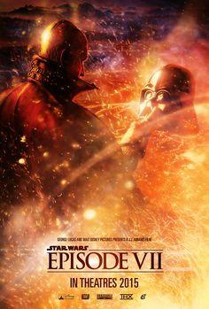 STAR WARS - EPISODE VII Inner Demons of the Dark Side | Moviepilot