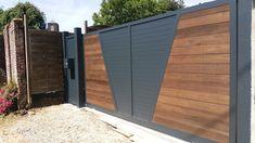 Front Gate Design, House Gate Design, Main Gate Design, Door Gate Design, Door Design Interior, Wooden Door Design, Fence Design, Front Gates, Entrance Gates