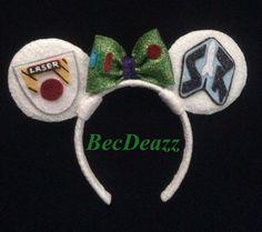 belle minnie ears - Google Search