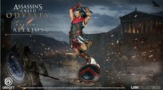 [Vorbestellen] Assassins Creed Odyssey Alexios Figur