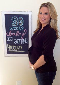 The Big 30! - 30 Weeks Pregnant