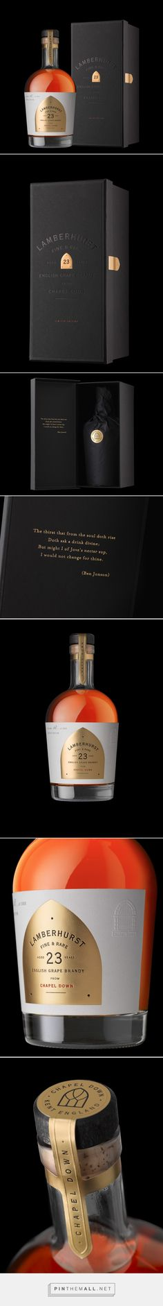 Lamberhurst - Packaging of the World - Creative Package Design Gallery…
