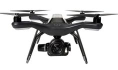 3DR Solo Drone With Sony UMC-R10C Camera Sensor For Site Scanning