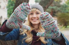 Ravelry  Tinsel Mitts pattern by Andrea Mowry Ravelry 75dacbd6c138