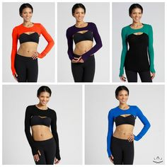 BEYOND YOGA Keep the Heat Shrug...This would also work great for my belly dancing  :D