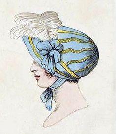 Head Dress, 1810.