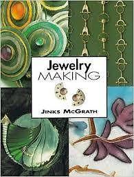 Jewellery Making Jinks McGrath H/C. Free Post