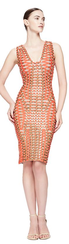 Herve Leger ● Spring Fashion 2015