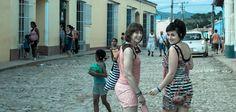 High Street Shopping in Trinidad - Cuba