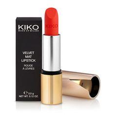 Velvet Mat - Satin Lipstick