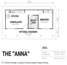 The retreat granny flat floor plan granny flats pinterest granny flat tiny houses and house for 1 bedroom granny flat floor plans
