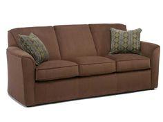 Lakewood Queen Sleeper Sofa by Flexsteel - Wayside Furniture - Sofa Sleeper Akron, Cleveland, Canton, Medina, Ohio