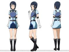Sachi - In game Character and outfit design (SAO)