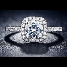 Wedding Ring Ring Engagement Wedding Rings for Women Vintage withe gold plated Jewelry Rings