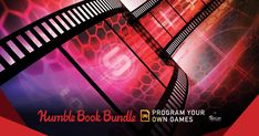 Humble Book Bundle – Program Your Own Games and Pay What You Want Pay What You Want, Latest Technology News, New Tricks, Programming, Neon Signs, Learning, Games, Books, Tips