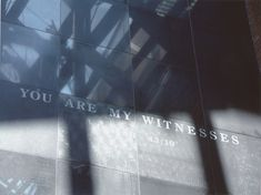 """The """"You Are My Witnesses"""" wall in the Hall of Witness at the United States Holocaust Memorial Museum. Washington, DC, January I love this so much. Kingdom Hall, Holocaust Memorial, Lincoln Memorial, Memorial Museum, Bible Truth, Jehovah's Witnesses, Persecution, Spiritual Inspiration, Gods Love"""