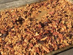 SELFeats: A Healthy Granola Recipe From a Designer We Love - SELF