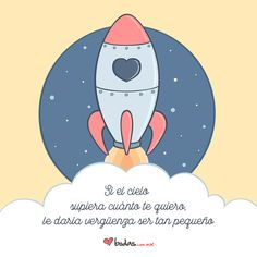 Si el cielo supiera cuanto te quiero...// #love #lovequotes #frasesdeamor #frasesbonitas #pensamientos #paradedicar Love Is Comic, Hj Story, Love Story, Love Phrases, Love Words, Frozen Birthday Party, Birthday Wishes, Art Quotes, Love Quotes