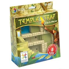 Temple trap puzzle - Spotted on Milledoni