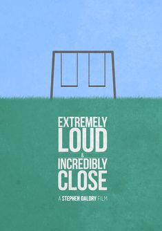 Extremely Loud & Incredibly Close by Jonathan Safran Foer - book cover art