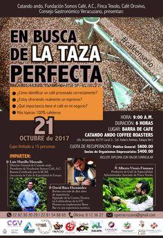 Taller sobre café en Xalapa #CGV  #cafe #Veracruz #coffee