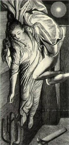 The Hundred-headless Woman Opens her August Sleeve - Max Ernst