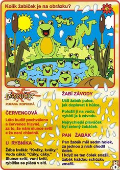 Pond Life, Comic Books, Activities, Education, Cover, Picasa, Archive, Comic Strips