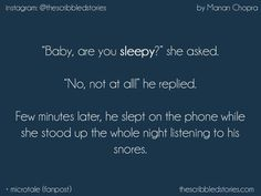 'Sleepy'((( oh I kept my baby ! Up all night . Bear up with me shyam darling . I am lonely . When will u meet me . Answer me ! Tiny Stories, Cute Love Stories, Short Stories, True Love Quotes, Cute Quotes, Sad Quotes, Hiding Feelings, Cute Relationship Quotes, Tiny Tales