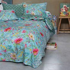 PiP Studio sängkläder - Chinese Garden, blå