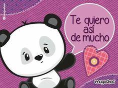Te quiero..!!