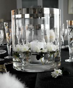 Happy New Year! This years table setting!