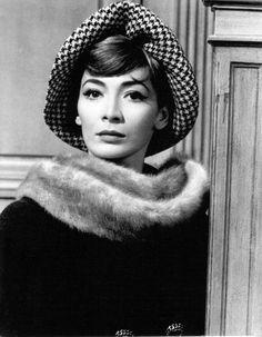 Most Stylish & Iconic Musicians: Juliette Greco - Crack in the Mirror - 1960. Iconic. Vive la France!