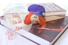 Quien tiene un libro tiene un tesoro. ¡Feliz Día del Libro!! #book #libro #cute #beautiful #handmade #hechoamano