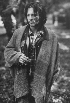Johnny Depp is one man who pulls off Bohemian style like no other!!!!