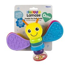 Lamaze Freddie The Firefly Rattle Lamaze