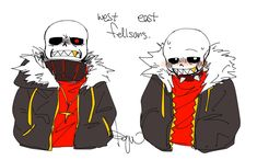 FlowerFell! Sans / UnderFell! Sans | Artist RyuO<finally my friends could tell the difference now