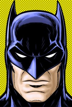 Batman Blue by Thuddleston.deviantart.com on @DeviantArt