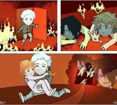 Memes Yakusoku no Neverland I Love Anime, All Anime, Manga Anime, Anime Art, Anime Meme, Memes Estúpidos, Funny Memes, Terra Do Nunca, Chibi