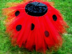 Ladybug Tutu by LittleTutuShop on Etsy--now that's just tutu cute! Sewing For Kids, Diy For Kids, Sewing Ideas, Sewing Projects, Ladybug Tutu, Ladybug Party, Dot Dot, Lady Bugs, Girly Girl