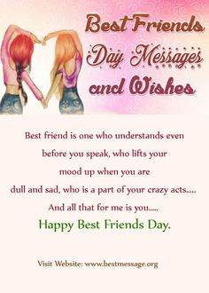 Beautiful nurses day wishes greetings and messages messages and texts best friends day text messages and wishes m4hsunfo Choice Image