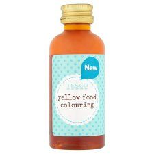 Food Colouring || Yellow