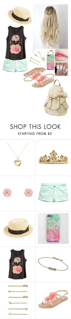 """""""Angie #6"""" by alexishambleton on Polyvore featuring mode, Argento Vivo, ASOS, Ted Baker, H&M, Girly, CO, Miss Selfridge, Accessorize et New Look"""