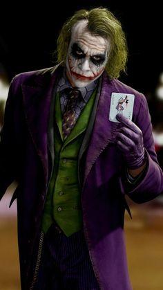 Joker Heath, Le Joker Batman, Der Joker, Joker Art, Joker And Harley Quinn, Batman Art, Batman Robin, Heath Ledger Joker Wallpaper, Batman Joker Wallpaper