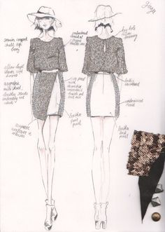 Free People AW 14/15 by Daisy Bernt at Coroflot.com